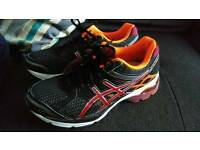 Asics Gel pulse 7 Mens Trainers Size 7.5 wore once cost £59.99 selling for £27.50