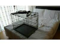 Cat and Dog Cage
