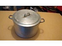 Medium Stainless Steel Pot
