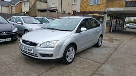 2007 Ford Focus 1.6 Style 5dr // ONE OWNER / NEW MOT