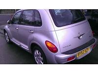 Chrysler PT CRUISER 2L HATCHBACK 2002