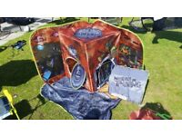 TMNT pop up tent