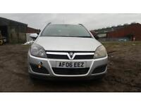 Vauxhall Astra 2006 Estate 1.3 cdti Silver EC z13dth Spares Breaking