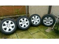 Land rover alloy wheels
