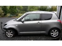 Suzuki swift 2006 for parts or repair