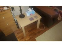 *FREE Wooden side table