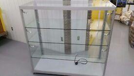 Mobile phones showcase for sale. 3 piece