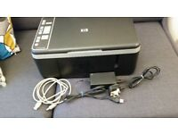 HP Deskjet F4180 All in one print, scan and copy.