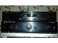 Stereo Amplifier+CD Player