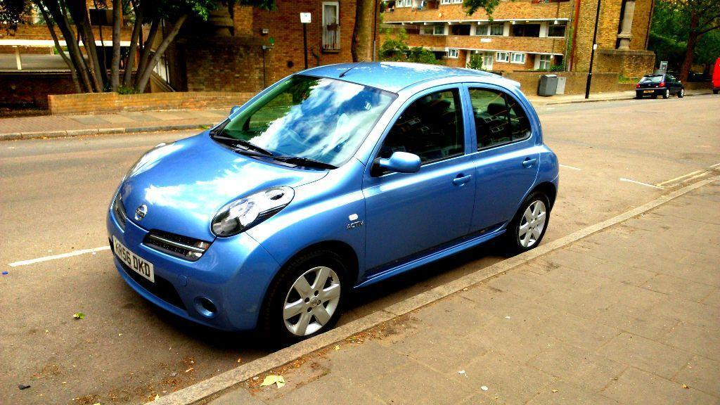 2007 nissan micra 1 5 dci active manual good car with fsh in kentish town london gumtree. Black Bedroom Furniture Sets. Home Design Ideas