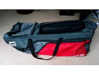Slazenger V Series Ultimate Wheelie Cricket Bag