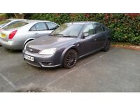 Ford mondeo st 220 spares or repairs.
