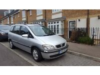 Vauxhall Zafia Automatic (AUTO) /Diesel /Air Con /10 Month MOT /LOW MILES /7 Seat/Perfect Drive!!!