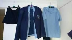 Twynham girls school uniform