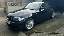 BMW 118d m sport coupe