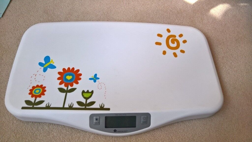 Digital baby scale (box included) - up to 20kg