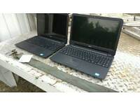 4 Dell laptops spares and repairs