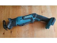Makita 18v reciprocating saw. Bare unit.