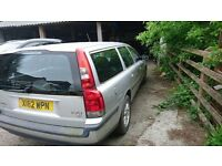 Volvo v70 2.4 spares or repair