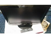 """Samsung Syncmaster 2032MW 20"""" LCD TV Monitor With remote In good working order"""