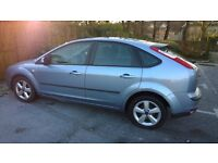 FORD FOCUS 2007 Zetec 1.6 Petrol, Manual, 12 months MOT, £995