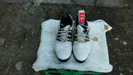 Addidas size 9 golf shoes in good condition.
