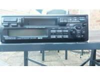 Kenwood cassette player