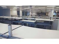 DAS Height Adjustable Dealer Desks