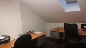 Desk space all bills included IMMEDIATELY!! Putney