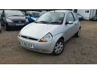 Ford KA 1.3 Collection 3dr, GENUINE LOW MILEAGE, 2 FORMER KEEPERS, HPI CLEAR, BARGAIN