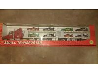 Toy Cars / Small Transporter