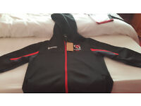 ULSTER RUGBY BLAST FREEZE HOODY Size Large