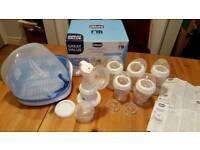 Chicco Natural Feeling bottles starter pack