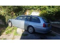 Rover 75 for sale 51 plate