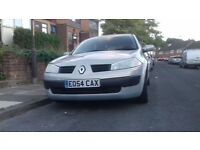 2004 renault megane. great car. 1 year mot 1.5 turbo diesel