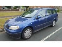 Vauxhall Astra 1.6 Estate starts and drives