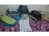 Boys 12 to 18 clothes bundle