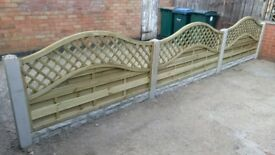 Coventry T-02476 448081 -Fencing supply's and Installations. All types of ground works undertaken.