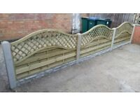 Fencing supply's and Installations. All types of ground works undertaken. Coventry T- 02476 448081