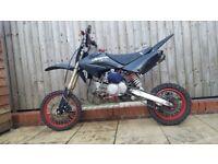 Excellent Condition Pit bike 160cc Demon X Pitbike, not, Quad, Mini moto, Dirtbike