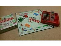 Monopoly set complete