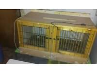 Wooden Breeding cage