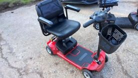 Pride GO-GO Elite Traveller Plus 4 Mobility Scooter - used & great condition