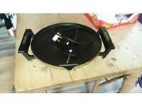 Frying pan electrick