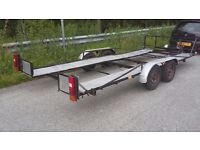 Car Transporter £450 or open to reasonable offers in really good condition