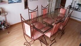 Apollo Dining Table & 6 Chairs