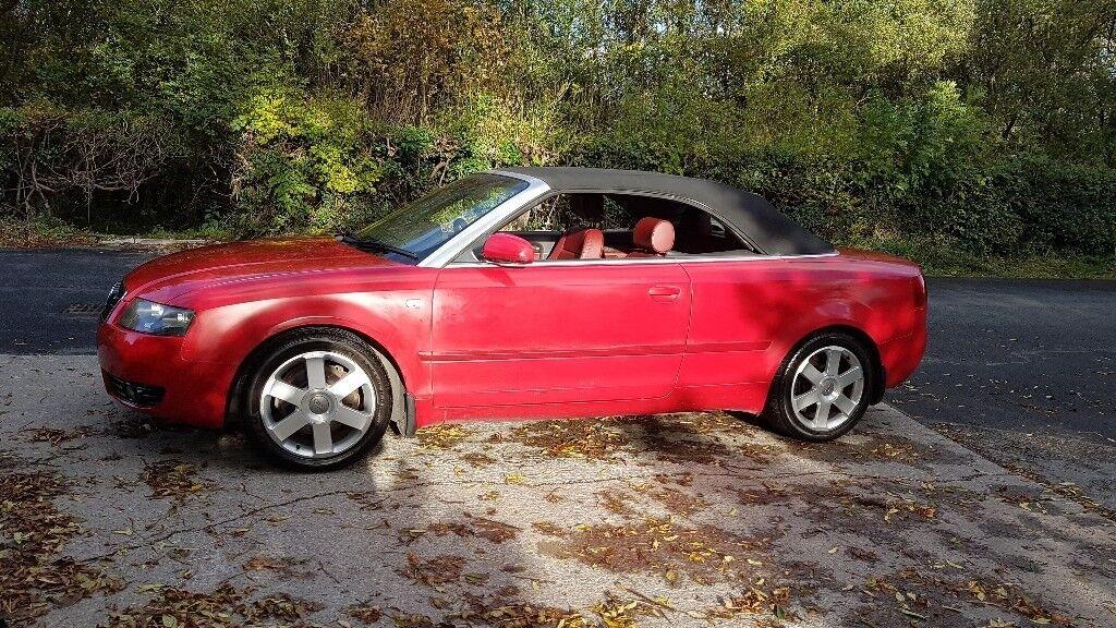 2003 Audi A4 Cabriolet 1.8T   in Crossgar, County Down   Gumtree