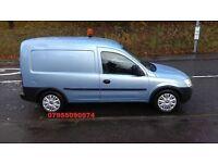 vauxhall combo cdti turbo diesel 2011 11 plate fridge van