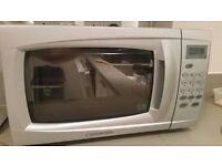 Urgent Sale! CookWorks Microwave for Sale! Must go!
