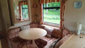 FOR SALE: 2005 Willerby Westmoreland Caravan - 3 Rooms / 8 Berth at Thurston Manor